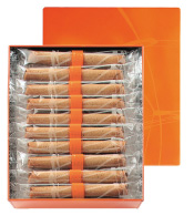Cigare au thé (20 cookies)