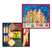Holiday seasonal assortment(26cookies)